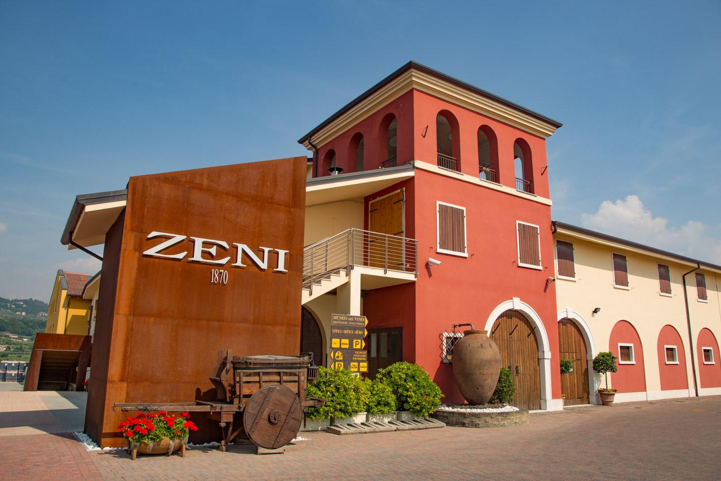 Wijnmuseum van Zeni