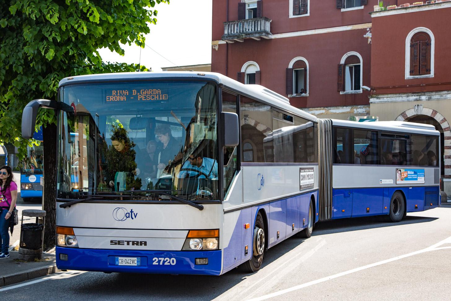 Het openbaar vervoer: de bus